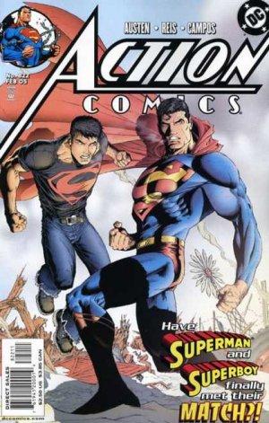 Action Comics # 822