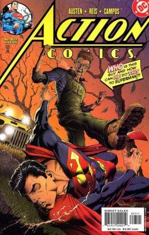 Action Comics # 823