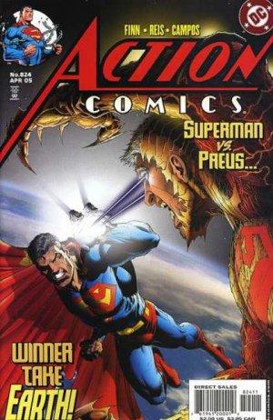 Action Comics # 824