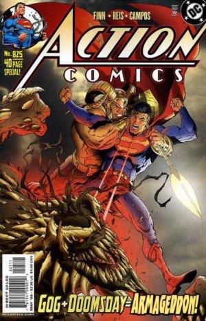 Action Comics # 825