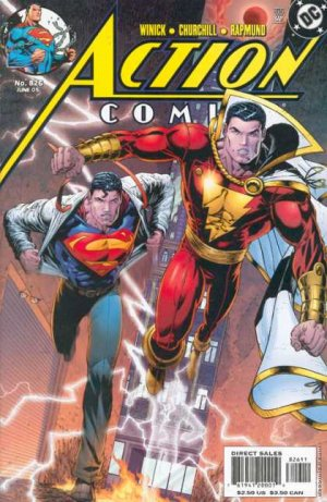 Action Comics # 826