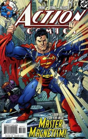 Action Comics # 827
