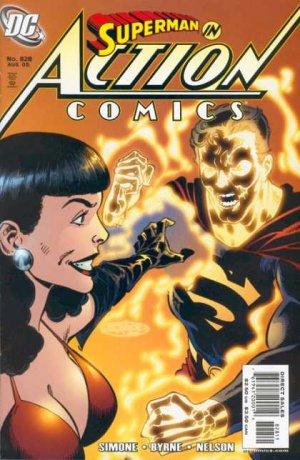 Action Comics # 828