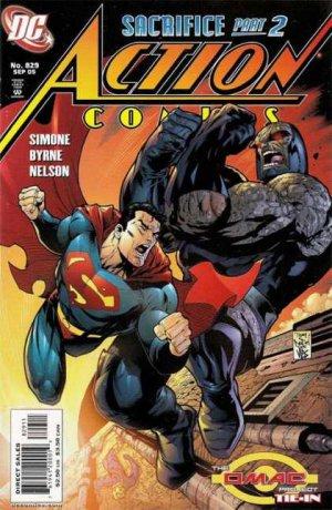 Action Comics # 829