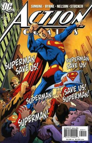 Action Comics # 830