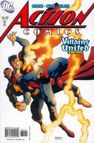 Action Comics # 831