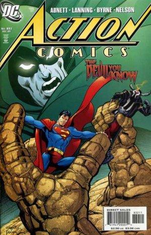 Action Comics # 832