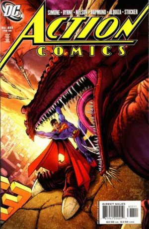 Action Comics # 833