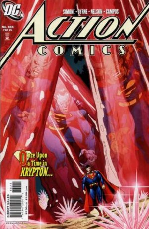 Action Comics # 834
