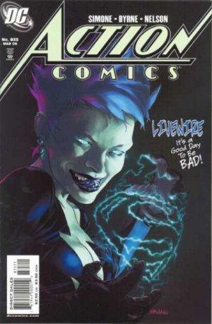 Action Comics # 835