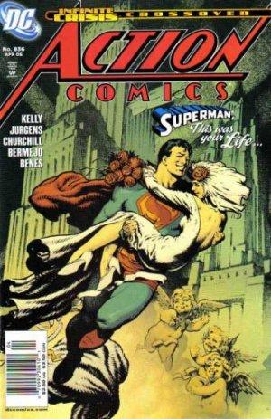 Action Comics # 836