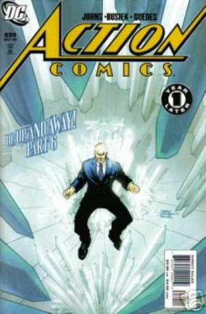 Action Comics # 839 Issues V1 (1938 - 2011)