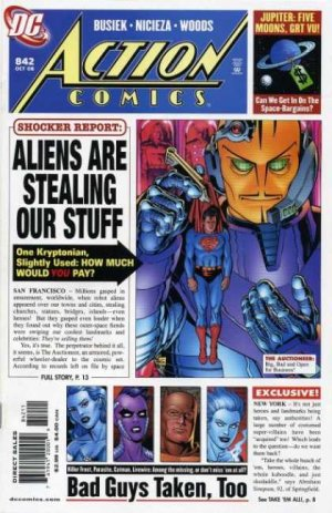 Action Comics # 842 Issues V1 (1938 - 2011)