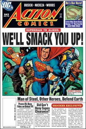 Action Comics # 843 Issues V1 (1938 - 2011)