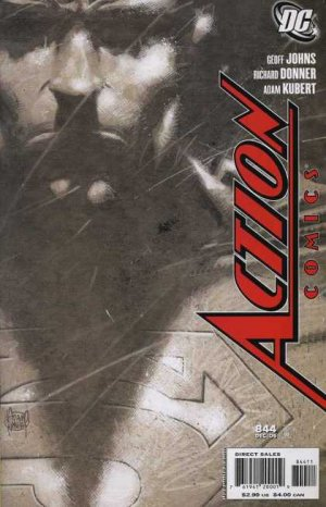 Action Comics # 844 Issues V1 (1938 - 2011)