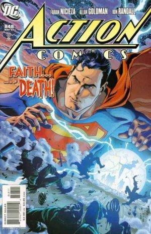 Action Comics # 848