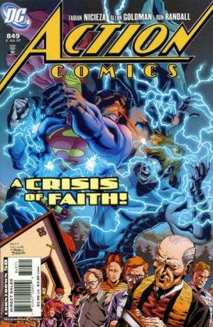 Action Comics # 849