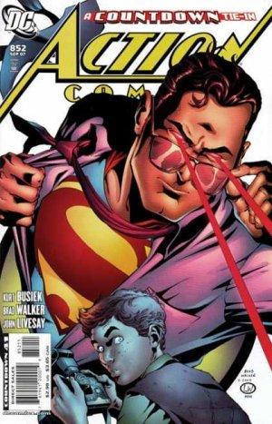 Action Comics # 852