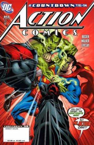 Action Comics # 853