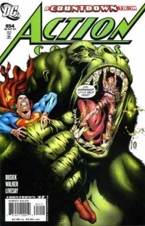 Action Comics # 854