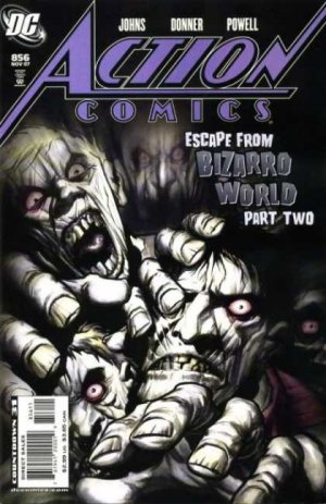 Action Comics # 856 Issues V1 (1938 - 2011)