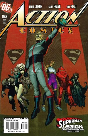 Action Comics # 860 Issues V1 (1938 - 2011)