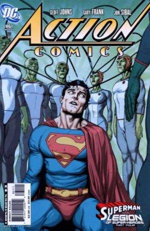 Action Comics # 861 Issues V1 (1938 - 2011)