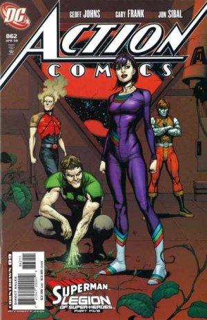 Action Comics # 862 Issues V1 (1938 - 2011)