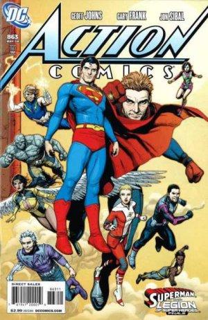 Action Comics # 863 Issues V1 (1938 - 2011)