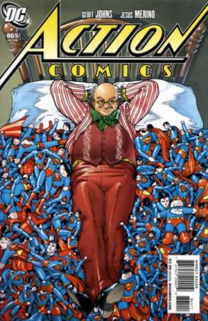 Action Comics # 865 Issues V1 (1938 - 2011)