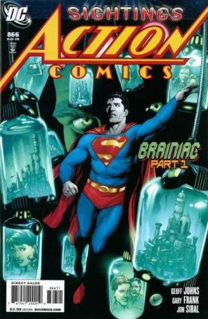 Action Comics # 866 Issues V1 (1938 - 2011)