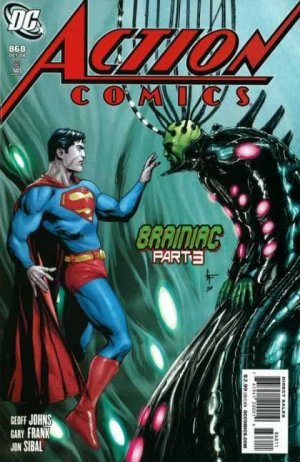 Action Comics # 868 Issues V1 (1938 - 2011)