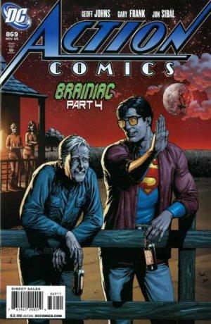 Action Comics # 869 Issues V1 (1938 - 2011)