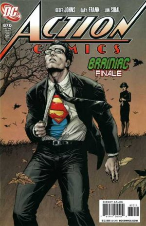 Action Comics # 870 Issues V1 (1938 - 2011)