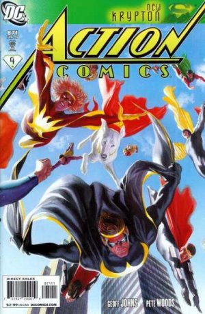 Action Comics # 871