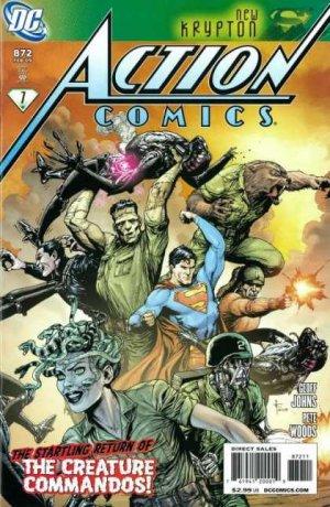 Action Comics # 872