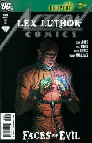 Action Comics # 873