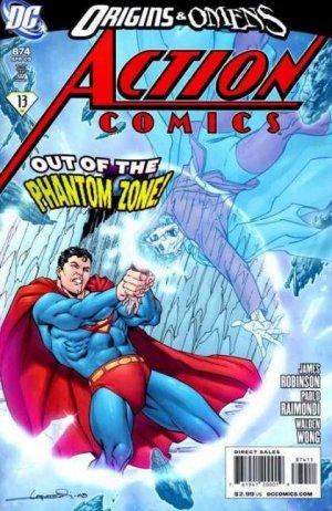 Action Comics # 874