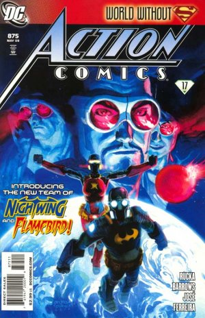 Action Comics # 875