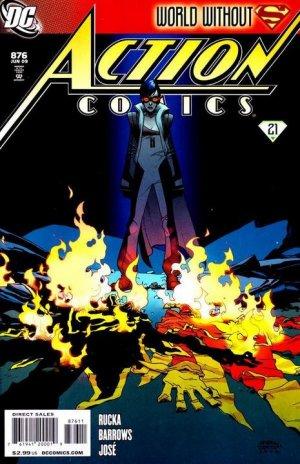 Action Comics # 876