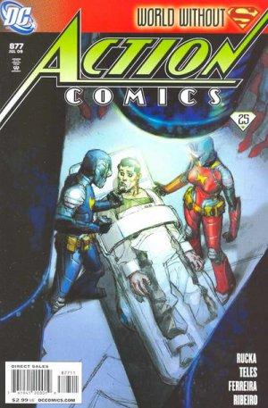 Action Comics # 877