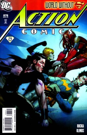 Action Comics # 878