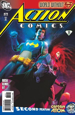 Action Comics # 879