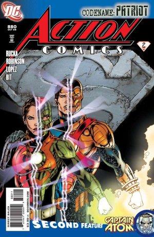 Action Comics # 880