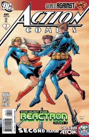 Action Comics # 881