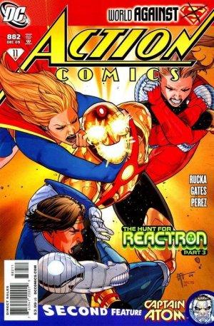 Action Comics # 882