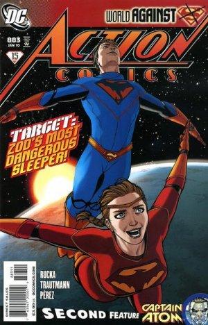 Action Comics # 883