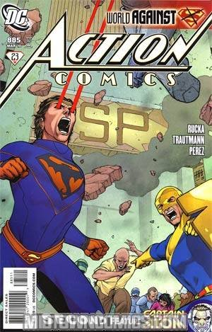 Action Comics # 885