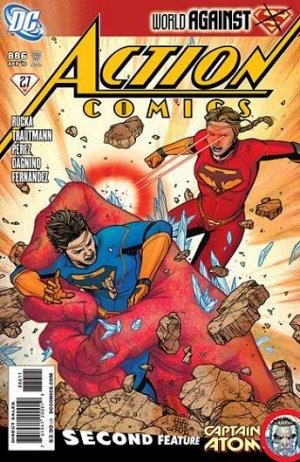 Action Comics # 886