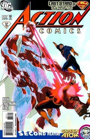Action Comics # 887